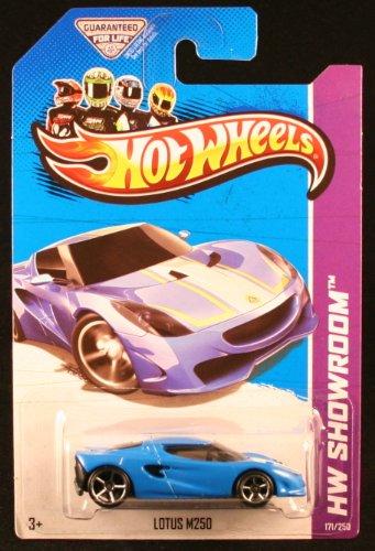 2013 Hot Wheels Hw Showroom - Lotus M250