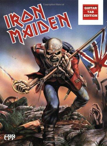 Iron Maiden: Guitar/TAB/Vocal by Iron Maiden (1994-08-01) (Iron Maiden Sheet Music)