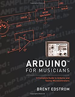 Make analog synthesizers make electronic sounds the synth diy way arduino for musicians a complete guide to arduino and teensy microcontrollers fandeluxe Gallery