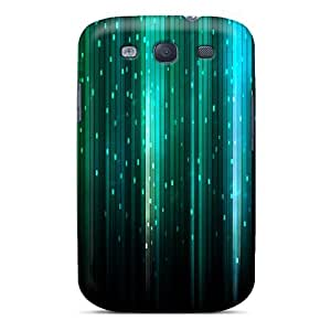 Snap-on Colors Case Cover Skin Compatible With Galaxy S3