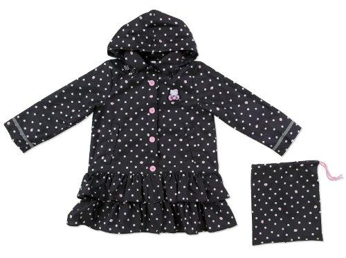 Hello Kitty raincoat (Q) 100cm (japan import)