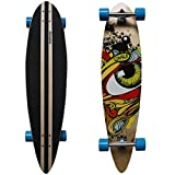 Rimable Pintail Longboard (41-inch)