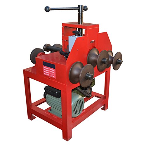Electric Pipe Tube Bender Multi Function 9 Round & 8 Square Dies from DBM IMPORTS