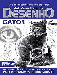 Guia Curso Básico de Desenho: Gatos