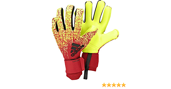 popular Dentro Hueso  Amazon.com: adidas Predator PRO Climawarm Goalkeeper Gloves Warm Hands on  Cold Days Goalkeeping Gloves for Soccer: Sports & Outdoors
