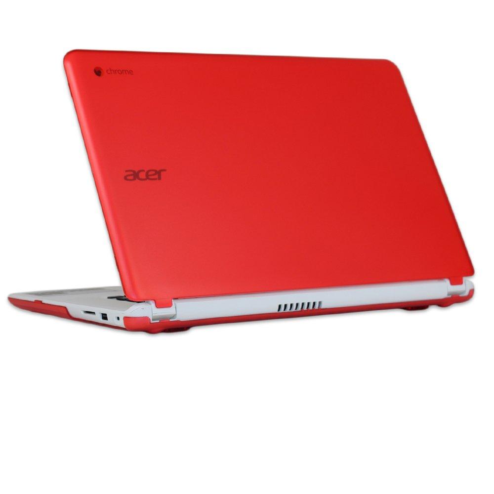 iPearl mCover Hard Shell Case for 15.6 Acer Chromebook 15 C910 / CB5-571 / CB3-531 Series Laptop (Black) iPearl Inc USA mCover-Acer-C15-C910-BLACK