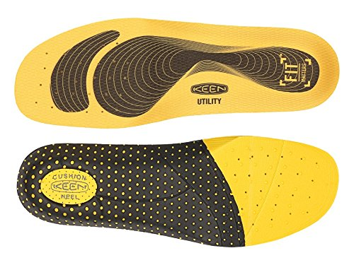 Keen Utility Utility K Replacement Insole, Yellow, Medium (9-10) -