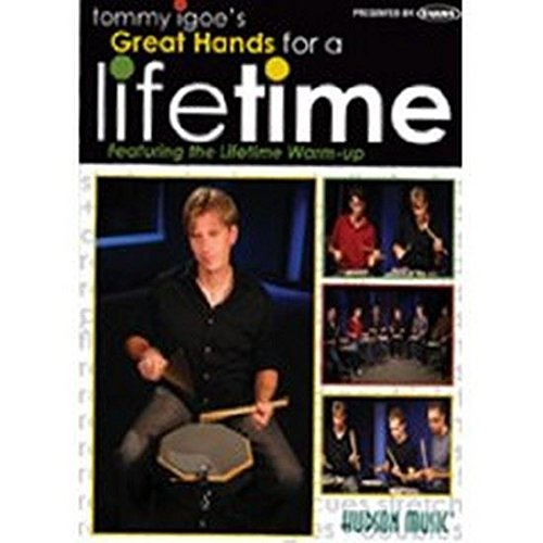 DVD : Tommy Igoe - Great Hands for a Lifetime (DVD)
