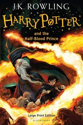 HP And Half-Blood Prince (Harry Potter Large Print): Amazon.es