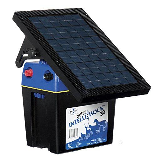 Premier Solar IntelliShock 30 Fence Energizer by Premier 1 Supplies