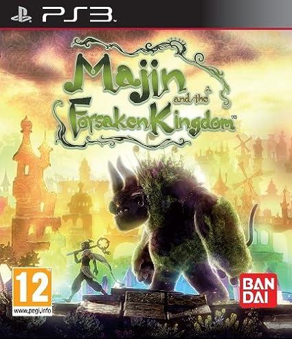 Majin and The Forsaken Kingdom (PS3): Amazon co uk: PC