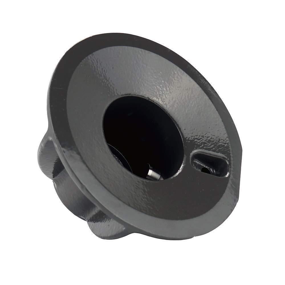 AMPLOCK U-LPCVR King Pin Lock for Fifth Wheel