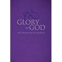 Glory to God (Purple Pew Edition, Ecumenical) book cover