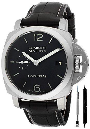 Panerai Luminor Marina reloj automático para hombres Edición limitada de 2000 piezas - pam00392 por Panerai: Amazon.es: Relojes