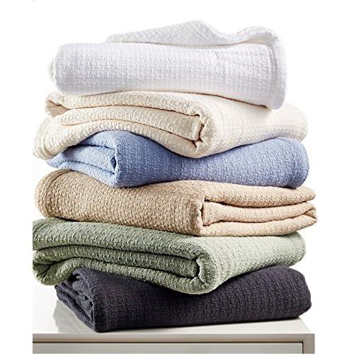 New Lauren Ralph Lauren Classic Cotton Twin Blanket
