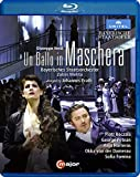 Verdi: Un Ballo In Maschera [Anja Harteros; Piotr Beczala; Bayerisches Staatsorchester] [C Major Entertainment: 739504] [Blu-ray]