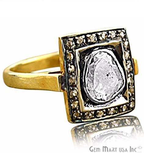 Select Your Victorian Estate Jewelry Engagement Diamond Ring Exclusively by GemMartUSA (DR-12016)