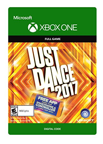 Just Dance 2017 Gold Edition (Includes Just Dance Unlimited subscription) - Xbox One - Xbox One Digital Code by Ubisoft
