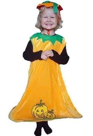 An02 5 6 Jahre Kurbiskostum Halloween Kostum Kurbis