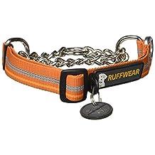 Ruffwear Chain Reaction Collar, Small, Burnt Orange