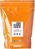 Bodybuilding Warehouse Performance Diet Whey V2 Powder Caramel Biscuit 1 kg by Bodybuilding Warehouse