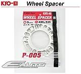 JDM 5mm RIM WHEEL SPACER 4x114 5x100 5x114 5x112 4x100