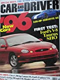 1996 Ford Taurus SHO / Chevrolet Chevy Camaro Z28 SS / Chevy Cavalier LS Convertible / Honda Civic Coupe Road Test