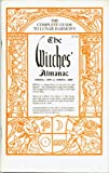 Witches' Almanac (Spring 1999-Spring 2000), Elizabeth Pepper, 1881098087