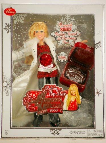 2008 - Play Along / Disney - Hannah Montana (Miley Cyrus) 2008 / Holiday Pop Star Series - Sings
