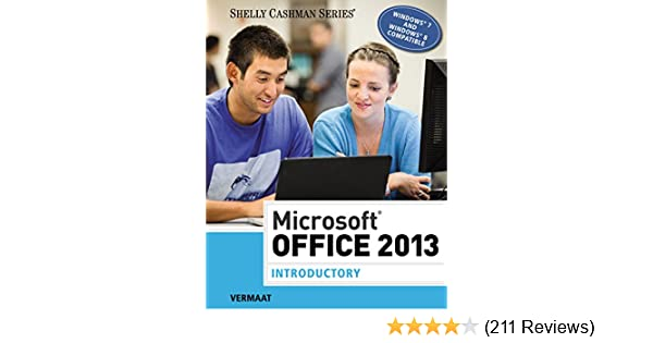 Microsoft office 2013 introductory shelly cashman series 001 microsoft office 2013 introductory shelly cashman series 001 misty e vermaat ebook amazon fandeluxe Choice Image