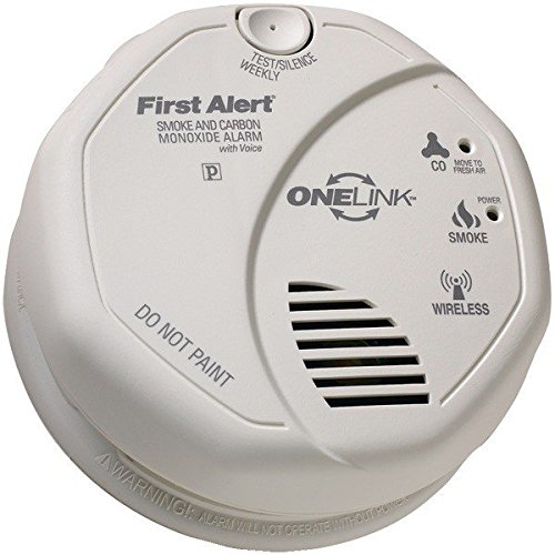First Alert SCO501CN-3ST Onelink Combination Smoke Alarm and Carbon Monoxide Detector