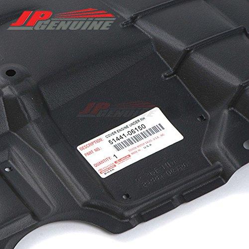 Genuine Toyota 51441-06150 Engine Under Cover