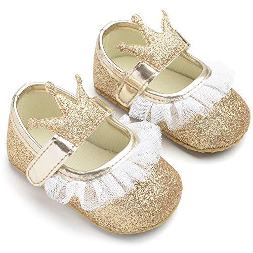 Amazon.com: LIVEBOX - Zapatos para bebés y niñas, suela ...
