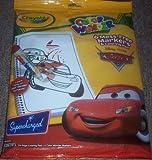 : Crayola Disney Pixar Cars Color Wonder Mess Free Markers and Coloring Pad