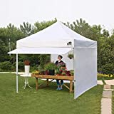 Eurmax 10 x 10 Pop up Canopy Commercial Tent