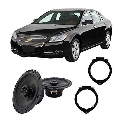 Fits Chevy Malibu 2008-2012 Front Door Factory Replacement Harmony HA-R65 Speakers