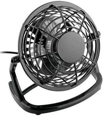 Negro PC ventilador USB de escritorio - PC, Laptop, Mac por ...