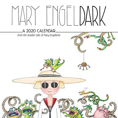 Mary EngelDark 2020 Wall Calendar (Calendar Mary Engelbreit)