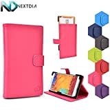 Bliss S5 Case Stand with Quick Camera Access | Shady Lady Pink + NEXTDIA Velcro Cable Tie