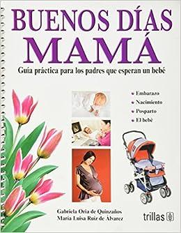 buenos dias mama good morning mom guia practica para los padres que esperan un bebe a practical guide for expecting parents spanish edition gabriela
