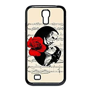 Custom be Personalized Damage Proof how Back Case Cover with Phantom of the Opera for off Samsung Galaxy S4 I9500 -Black031211 a