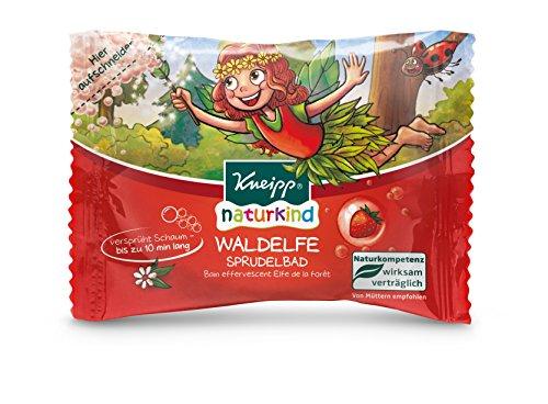 Kneipp naturkind Waldelfe Sprudelbad , 80 g, 6er Pack (6 x 80 g)