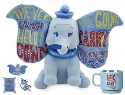 Disney Limited Release Wisdom Mug January Dumbo
