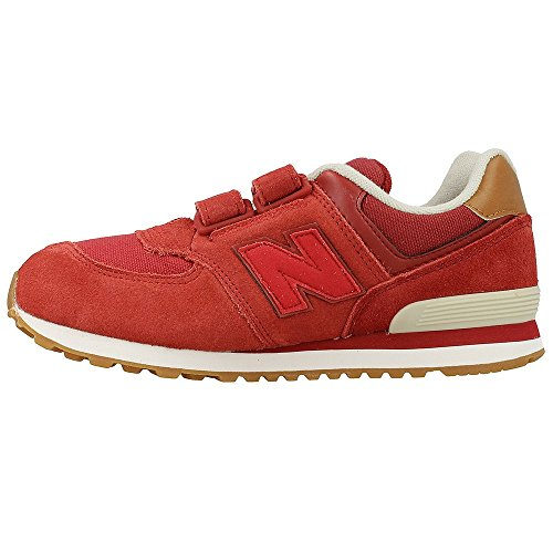 NEW BALANCE KV574 Njy Baby rot-Ripping Turnschuhe Rosso