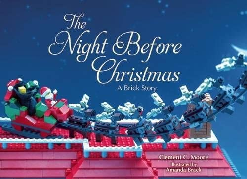 the night before christmas a brick story