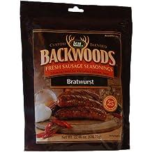 Backwoods Bratwurst Fresh Sausage Seasoning