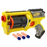 Nerf N-strike Maverick -Colors May Vary