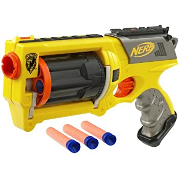 amazon com nerf n strike maverick colors may vary discontinued by