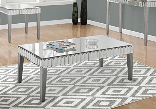 Monarch Specialties I I 3720 Accent Cocktail Coffee Table, 48