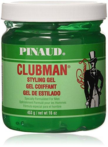 Clubman Style Gel For Men 16 oz. Jar